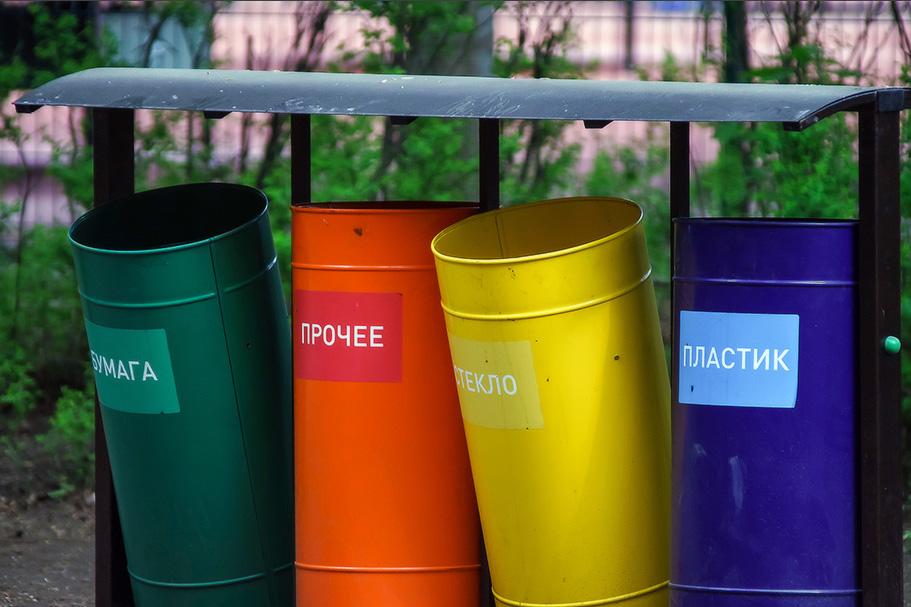 12 регионов России готовы перейти на раздельный сбор мусора